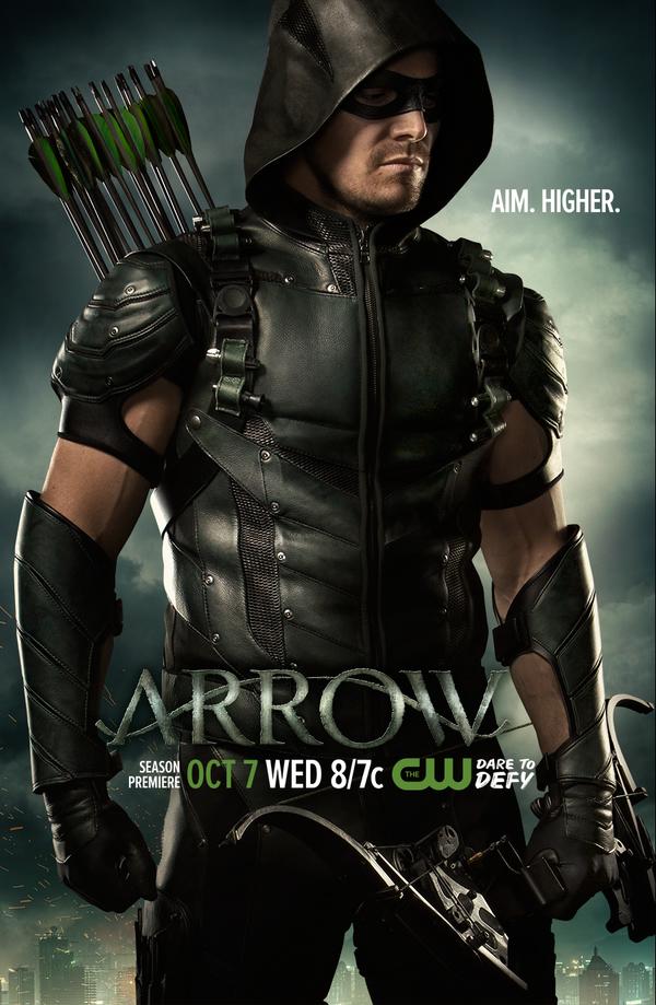 arrow-4a-temporada-poster